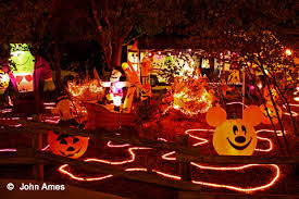 October Decorations Halloween Howls At Fort Wilderness All Ears Guest Blog