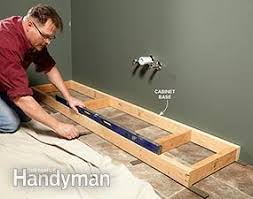 Learn To Build Cabinets Face Frame Cabinet Plans And Building Tips Family Handyman