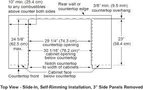 dacor dr30eifs 30 inch distinctive series slide in electric range