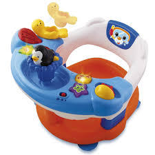 vtech jouet de bain siège interactif 2 en 1 amazon fr bébés