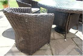 Rattan Bistro Table Rattan Garden Furniture Outdoor Small Table And 2