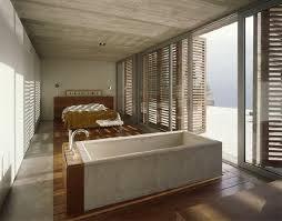 chambre salle de bain ouverte salle de bain ouverte sur chambre design waaqeffannaa org design