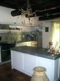 plan de travail cuisine en zinc plan de travail zinc et plan travail cuisine en zinc ambiance plan