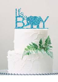 it u0027s a boy cake topper baby shower cake topper baby shower