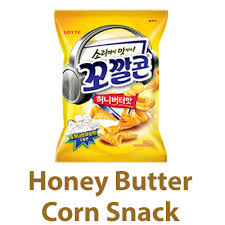 snack delivery qoo10 sg local fast delivery honey butter corn snack 66g