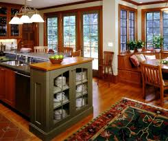 dining amazing craftsman style dining room with original
