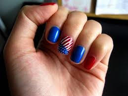 get 4th of july ready with these 52 nail designs