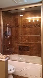 Bathtub Shower Door Bathtub Shower Doors Sliders Sumner Wa Glassman Inc