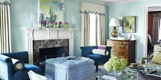 modern wall colors for living room cool color scheme blue living
