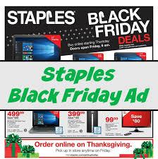 staples black friday deals 2016