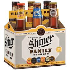 shiner light blonde carbs shiner family reunion variety pack reviews