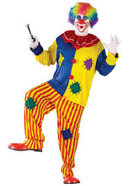 clown costumes big top clown costume