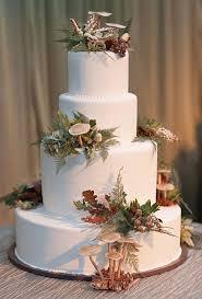 woodland wedding cake a wedding cake blog