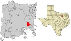 Dallas County Zip Code Map by Balch Springs Texas Wikipedia