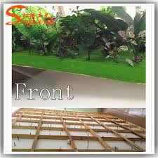 Garden Fence Decor Plastic Artificial Green Leaf Fence Made Of Artificial Ivy Fence