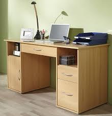 Pc Schreibtisch Buche Vcm Schreibtisch Tisch Computertisch Laptop Pc Fach Schubladen