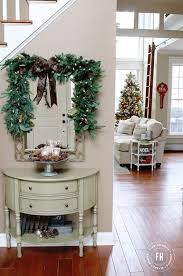 christmas decor in the home farmhouse christmas decorating home tour finding home farms