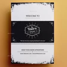 photoshop menu template 20 beautiful food menu templates for printing