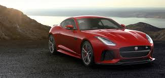 2018 jaguar f type svr coupe 575 hp v8 jaguar usa