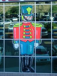 Christmas Window Decorations Paint by Pages Archive Az Window Painting 602 526 2444