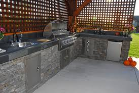 kitchen inexpensive covered outdoor kitchen images collection