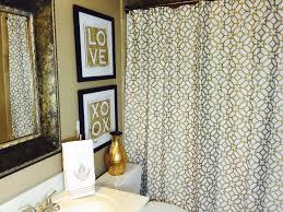 Gorgeous Shower Curtain by Designer Shower Curtains Australia Best Printed Modern Shower