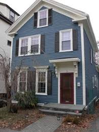 benjamin moore historic colors exterior paint color ideas for colonial revival houses blue shutters