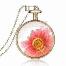 floating locket necklace chains images Wholesale 33mm floating locket round transparent glass frames jpg