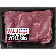 vc countrystyle rib 1 00 to 1 50 lbs walmart com