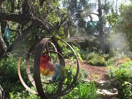 Art In The Garden - water harvesting garden altadena the woven garden