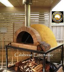 pizza oven dome outdoor woodfired wood fired diy kit