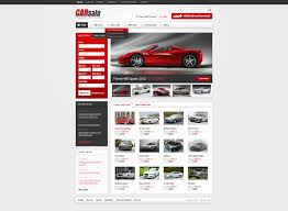 lexus used car dealership website design 38522 car sale rental custom website design car