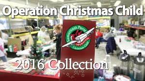 operation christmas child 2016 video youtube