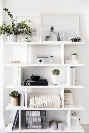 Home Shelving Best 25 Shelf Decorations Ideas On Pinterest Cheap Office Decor