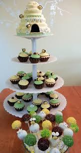 happy bee day vanilla malt ball cake u0026 homemade dulce de leche