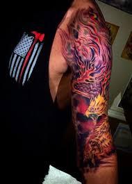60 phoenix tattoo designs for men a 1 400 year old bird