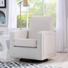 White Rocking Chair Nursery Ottomans Gliders Rockers For Less Overstock