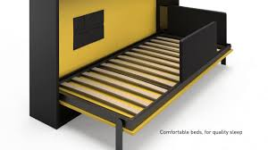 fold out bed by jjp babateen com youtube