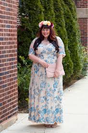 papell dress blush and blue papell embroidered mesh gown from nordstrom