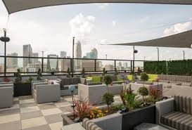 rooftop patio best rooftop bars in charlotte nc for summer drinking thrillist