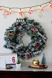 wheels christmas wreath diy u2014 all kids are gifted