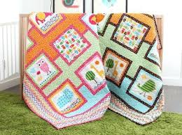 baby quilts kits to make co nnect me