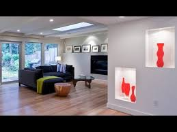 Recessed Wall Niche Decorating Ideas YouTube - Wall niches designs