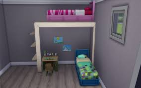 Minecraft How To Make A Bunk Bed How To Make Working Bunk Beds The Sims Australia