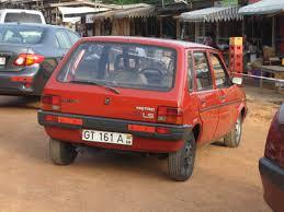 hatchback cars 1980s austin austin metro 1 3 ls