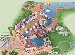 printable map disneyland paris park map of disney village dlp guide disneyland paris guidebook