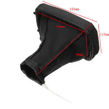 gear stick shift gaiter boot cover for vauxhall opel astra g mk4