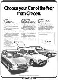 newspaper car ads citroën publicity gb gs newspaper ads