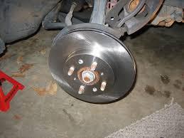 honda civic rotors diy brake and rotor repalcement honda tech honda forum discussion