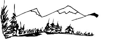 Montagne 18 Nature  Coloriages à imprimer
